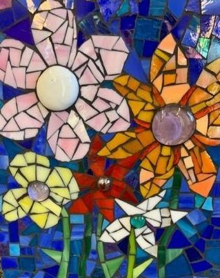 Flower Mosaic for Mothers Day HeART Kit